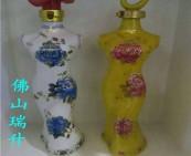 怀化酒瓶 |喷涂酒_酒盒_邵阳_玻璃瓶厂家