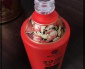 内江喷涂酒瓶生产厂家