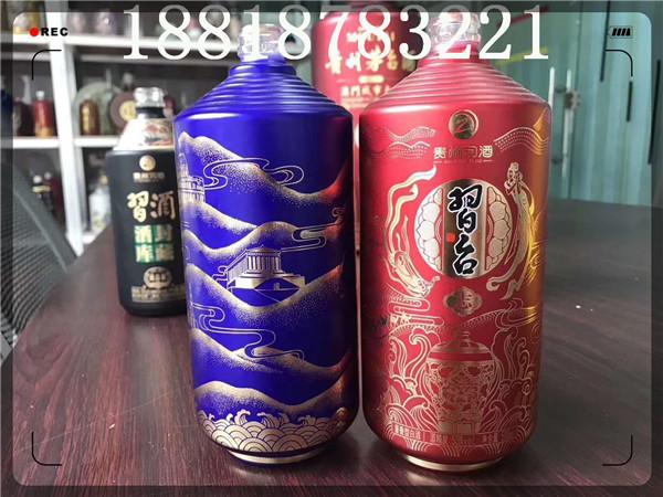 锦州喷涂酒瓶生产厂家