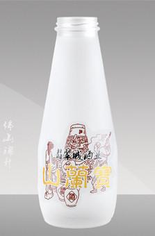 晶白料酒瓶-JPLJP-2019061948